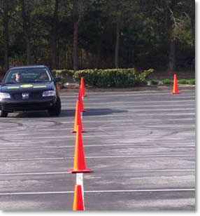 Atlanta Crash Avoidance and Defensive Driving Courses from Just Driver Training