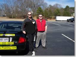 Corporate driver training, fleet safety, military driving courses from Just Driver Training in Atlanta, Georgia