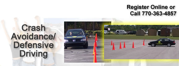 Crash Avoidance and Defensive Driving Courses from Just Driver Training