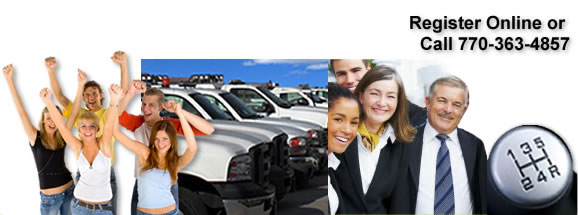 Atlanta Driver Training - Georgia Driving School - Canton Drivers Education