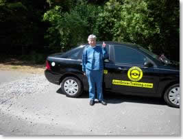 Senior Citizen Driver Training from Just Driver Training in Atlanta, Georgia